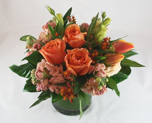 Ponte Vecchio Flower Arrangement | San Francisco Florist Since 1871 Free Bay Area and San Francisco Flower Delivery