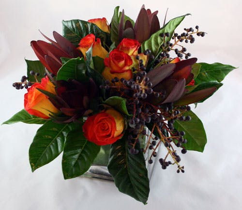 Sorpresa del Topaz Flower Arrangement