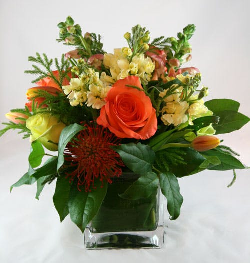 Fiori di La Spacia Flower Arrangement | San Francisco Florist Since 1871 Free Bay Area and San Francisco Flower Delivery