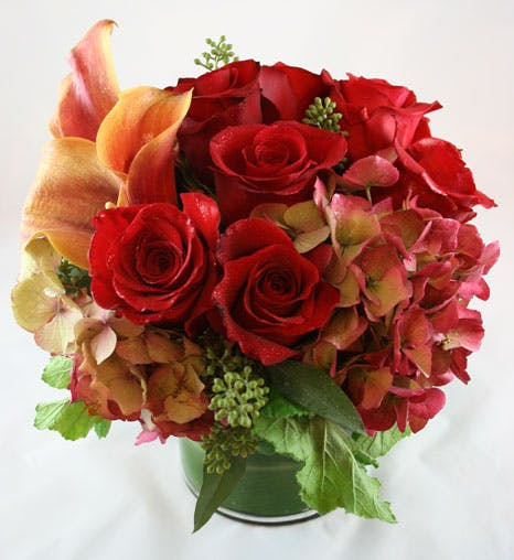 Stephanie Favoriti Flower Arrangement