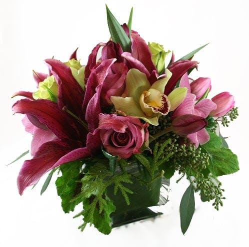 Fiori di Arezzo Flower Arrangement | San Francisco Florist Since 1871 Free Bay Area and San Francisco Flower Delivery
