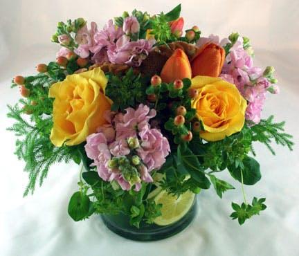 Venice Breeze Flower Arrangement | San Francisco Florist Since 1871 Free Bay Area and San Francisco Flower Delivery