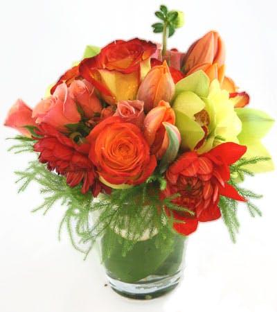 Vulcan Flower Arrangement
