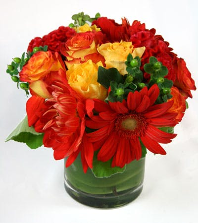 Apollo Flower Arrangement | San Francisco Florist Since 1871 Free Bay Area and San Francisco Flower Delivery