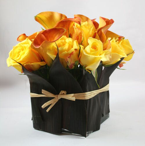 A Stimula Fiori Arrangement | San Francisco Florist Since 1871 Free Bay Area and San Francisco Flower Delivery
