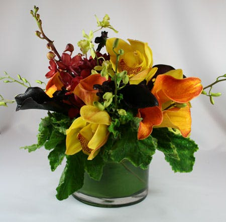 Saturn Fiori Arrangement
