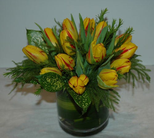 Tulip Francois Flower Arrangement