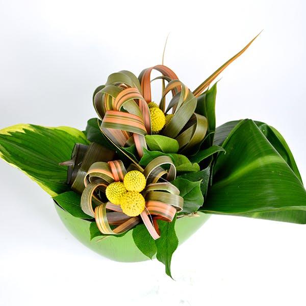 Flax Flower Flower Arrangement