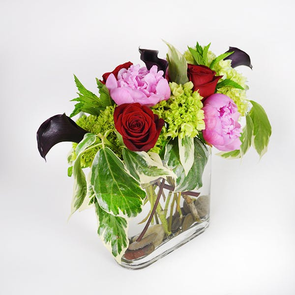 Luscious Summer Mix Flower Arrangement