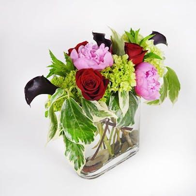 Luscious Summer Mix Flower Arrangement