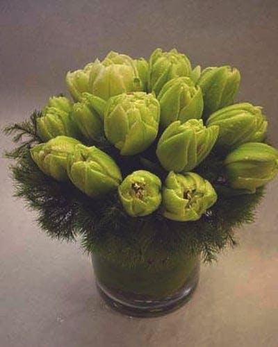 Simply Tulips Flower Arrangement
