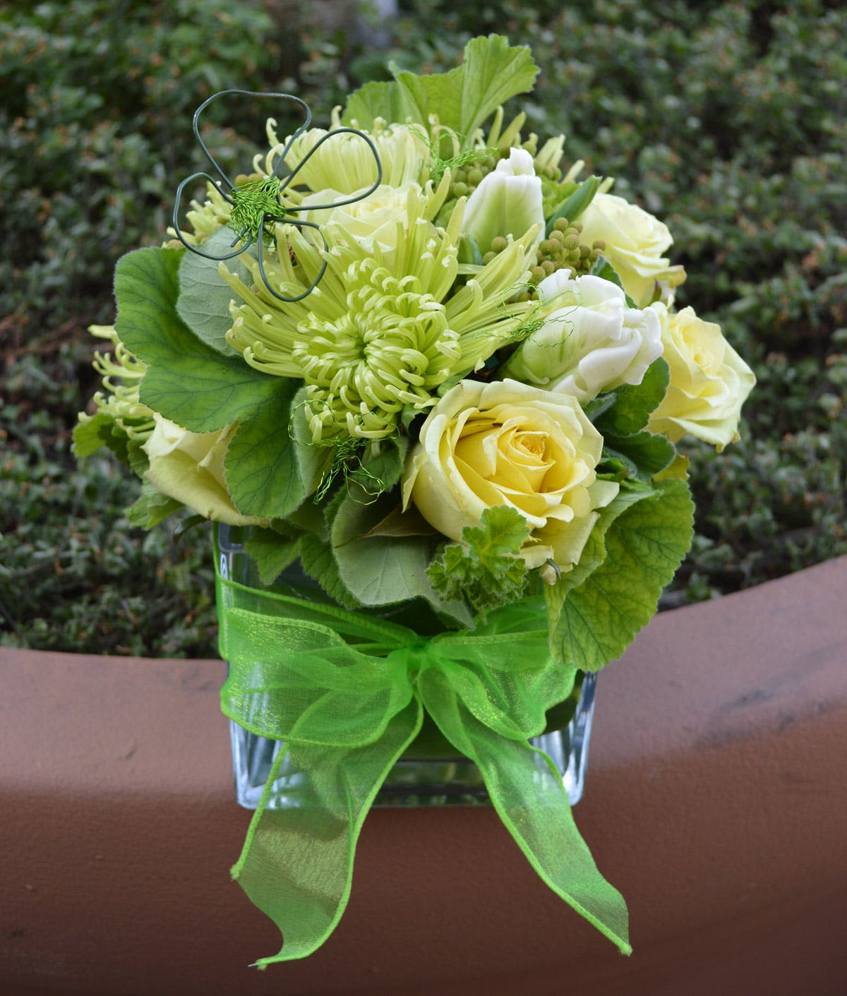 Leprechaun's Loot Flower Arrangement