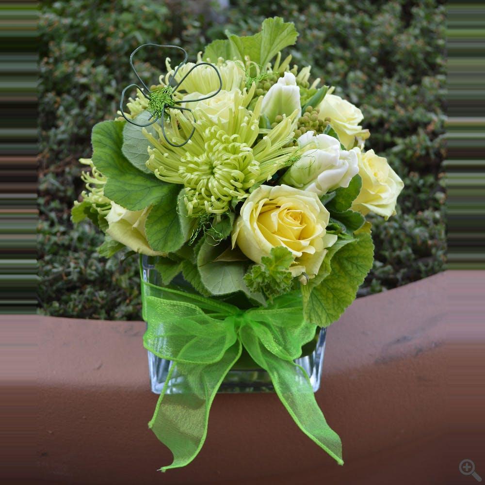 Leprechaun's Loot Flower Arrangement