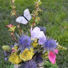 Butterfly Grove Flower Arrangement
