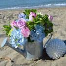 Water Whispers Flower Arrangement