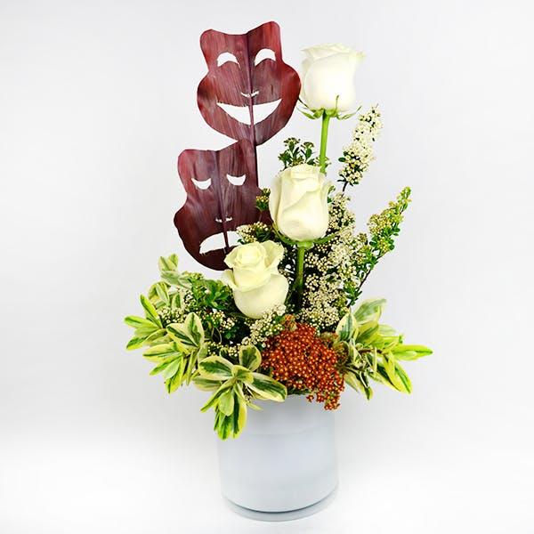 Break A Leg Flower Arrangement